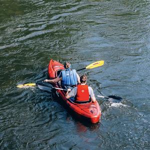 kayak baie-saint-paul